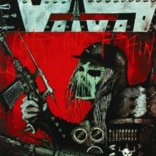 Voivod - War And Pain Digipak Reissue