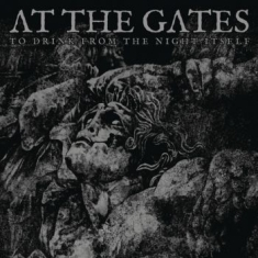 At The Gates - To Drink From The Night Itself (Ltd. Deluxe LP-boxset)