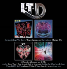 L.T.D. - Something To Love / Togetherness /