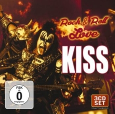 Kiss - Rock & Roll Love (2-CD+DVD)