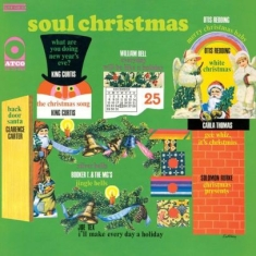 V/A - Soul christmas (Ltd. colored 180g)