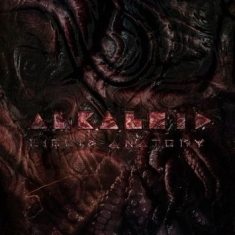 Alkaloid - Liquid Anatomy (2 Lp Black Vinyl)