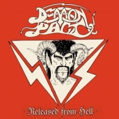 Demon Pact - Released From Hell (Ultra Clear Vin