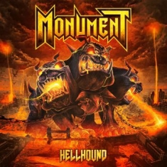 Monument - Hellhound (Ltd. Digi With 3 Bonus T
