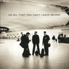 U2 - All That You Can't Leave Behind (Vi