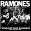 Ramones - I Wanna Be Your Boyfriend (Clear Vi