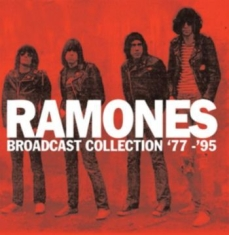 The Ramones - Broadcast Collection '77-'95