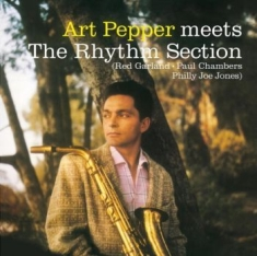 Art Pepper - Rhythm Section