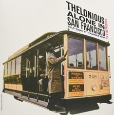 Monk Thelonious - Alone In San Fransisco (Vinyl)