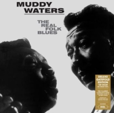Muddy Waters - The Real Folk Blues