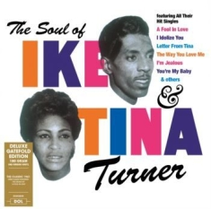 Ike & Tina Turner - The Soul Of Ike & Tina Turner