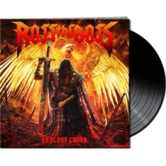 Ross The Boss - By Blood Sworn (Ltd Gatefold Black