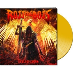 Ross The Boss - By Blood Sworn (Ltd Gatefold Yellow