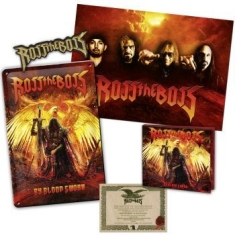 Ross The Boss - By Blood Sworn (Ltd Boxset)
