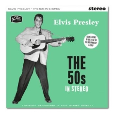 Presley Elvis - The 50's In Stereo
