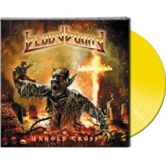 Bloodbound - Unholy Cross (Ltd Yellow Vinyl)