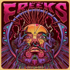Freeks The - Crazy World (Coloured Vinyl)
