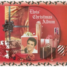 Presley Elvis - The Christmas Album (Picture Disc)