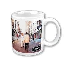 Oasis - Morning glory boxed mug