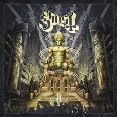 Ghost - Ceremony and Devotion 2LP (Import Black Vinyl)