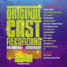 Original Soundtrack - Spongebob Squarepants The New Musical