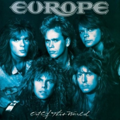 Europe - Out Of This World (Coloured Vinyl)