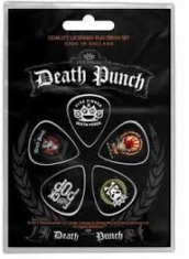 Five Finger Death Punch - Five Finger Death Punch - Plectrum Set