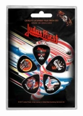 Judas Priest - Judas Priest Turbo Plectrum Set