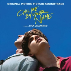 Ost - Call Me By Your Name -Hq-
