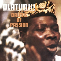 Olatunji - Drums Of Passion -Hq-