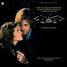 Original Soundtrack - 3 Days Of The Condor