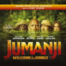 Original Soundtrack (Jumanji) - Welcome to the Jungle Soundtrack