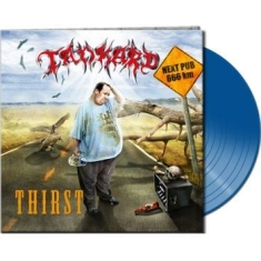 Tankard - Thirst (Ltd Clear Blue Vinyl)
