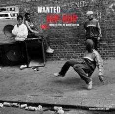 Blandade Artister - Wanted Hiphop