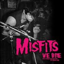Misfits - We Bite:Live Nyc 1982 (Fm)