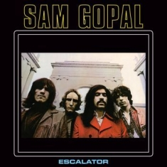 Gopal Sam (feat Lemmy) - Escalator (Lp + 7