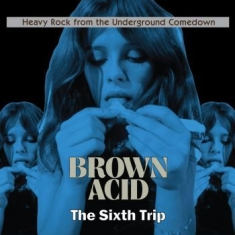 V/A - Brown Acid - The Sixth Trip