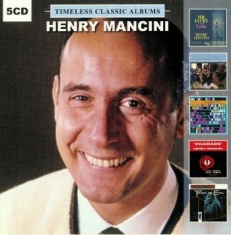 Mancini Henry - Timeless Classic Albums (5Cd-Box)