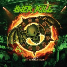 Overkill - Live In Overhausen  (Bluray+2 Cd Di
