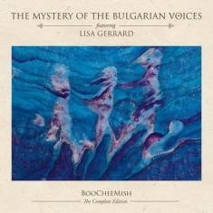 Mystery Of The Bulgarian Voices Fea - Boocheemish (2 Cd Artbook + Blue Vi