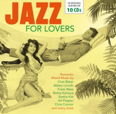 Blandade Artister - Jazz For Lovers