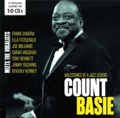 Basie Count - Milestones Of A Jazz Legend