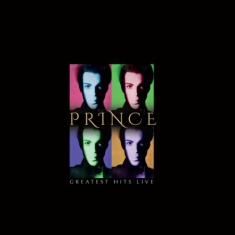 Prince - Greatest Hits Live (Fm)