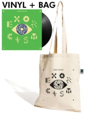 Jenny Wilson - Exorcism (Vinyl + Bag Bundle)