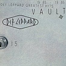 Def Leppard - Vault - Greatest Hits 1980-95 (2Lp)