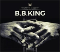 Blandade Artister - Bb King Many Faces Of