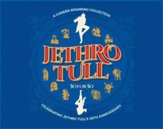 Jethro Tull - 50 For 50 (3Cd Multipack)