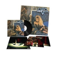 Lizzy Borden - Menace To Society( Black Lp Reissue