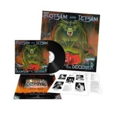 Flotsam And Jetsam - Doomsday For The Deceiver (Reissue)