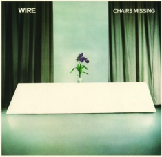 Wire - Chairs Missing (3 Cd + Book)